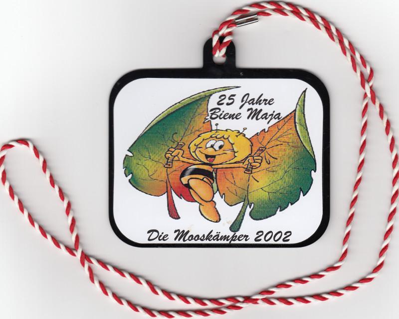 Orden Mooskämper Wagenbauer 2002