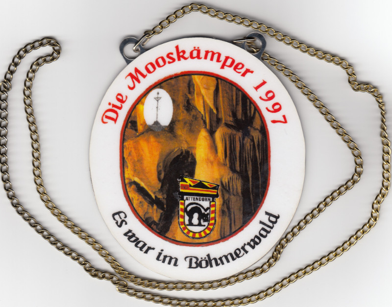 Orden Mooskämper Wagenbauer 1997