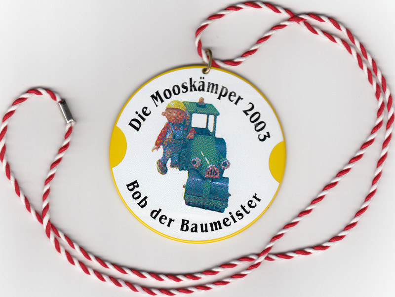 Orden Mooskämper Wagenbauer 2003
