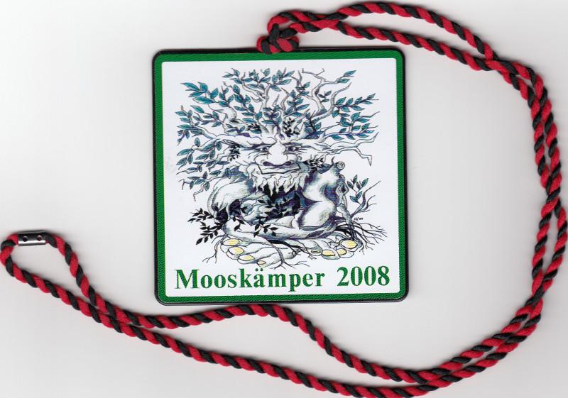 Orden Mooskämper Wagenbauer 2008