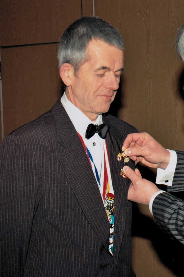Andreas Klement Büffel-Ehrenpräsident